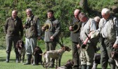 Zkoušky vloh v Těšeticích - hlavní